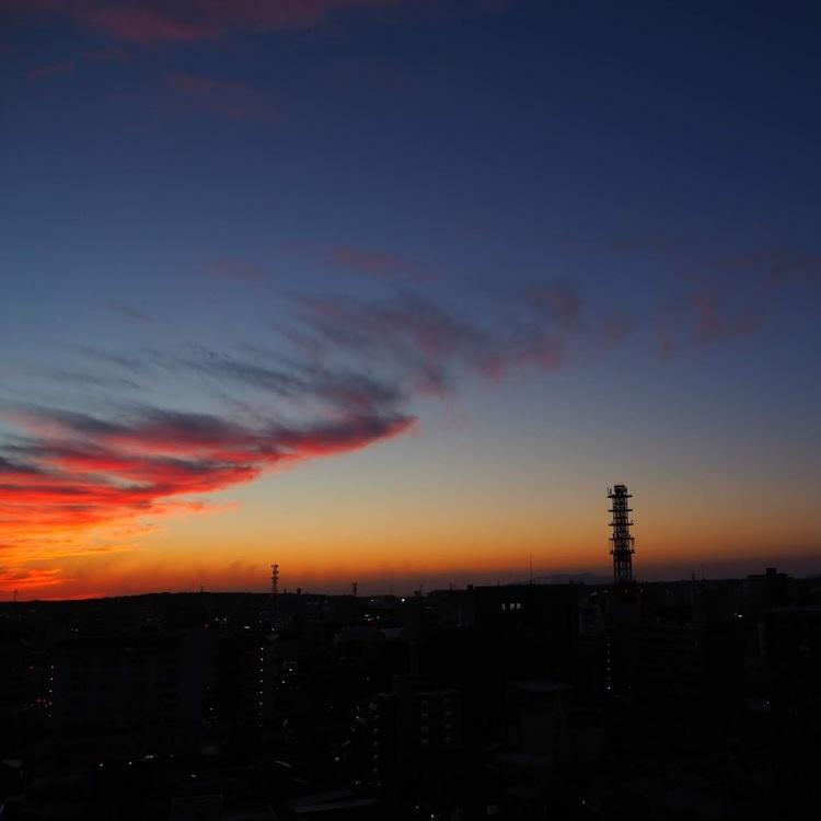 空の色 9月20日