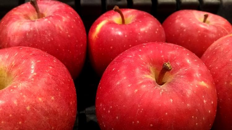 りんごの斑点の正体