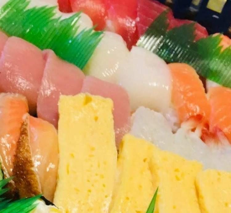 お寿司とワサビ